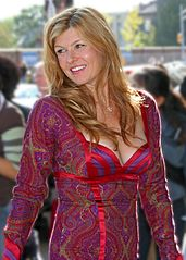 Connie Britton podczas Toronto International Film Festival w 2006 roku.