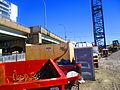 Construction east of Old Easteren Avenue, 2016 03 19 (5) (25820739861).jpg