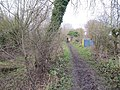 Container by the path - geograph.org.uk - 1639627.jpg