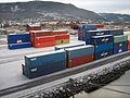 Containere på Orkanger havn (2988292705).jpg