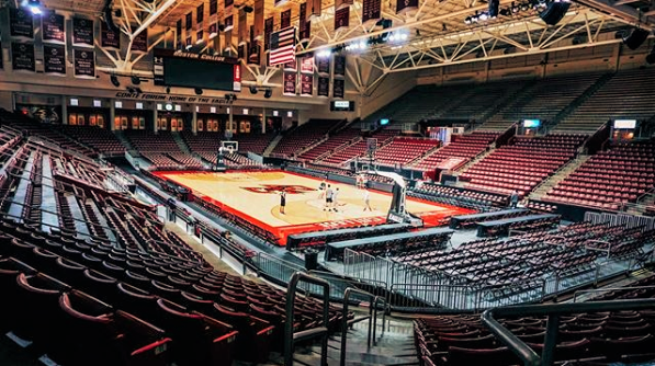 Conte Forum Boston College