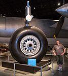 Convair XB-36 landing gear (28647481095).jpg