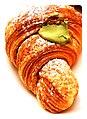 Cornetto ripieno di pistacchio - colazione a Siracusa.jpg