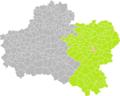 Cortrat (Loiret) dans son Arrondissement.png
