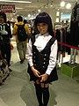 Cosplay of Ririchiyo Shirakiin from Inu x Boku Secret Service at the 2013 Cosplay Mart (10490856466).jpg