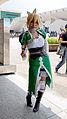 Cosplayer of Leafa, Sword Art Online in PF22 20150509.jpg