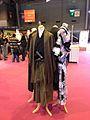Costumes traditionnels japonais - Salon du Livre de Paris 2013 (8594177017).jpg