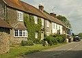 Cottages near Jerrard's Farm - geograph.org.uk - 1351066.jpg
