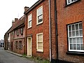 Cottages on Hungate Street - geograph.org.uk - 562722.jpg