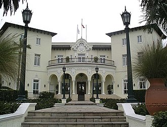 San Isidro District, Lima - Image: Country Club Lima Hotel
