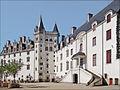 Cour intérieure du château des ducs de Bretagne (Nantes) (7339052946).jpg