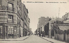 Image illustrative de l'article Rue Edith-Cavell (Courbevoie)