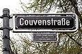 Couvenstraße, Straßenschild.jpg