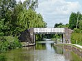 Coventry Canal Bridge No 63 at Amington, Staffordshire - geograph.org.uk - 1155832.jpg