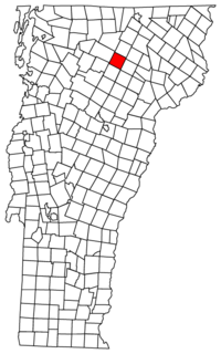 Craftsbury, Vermont Town in Vermont, United States