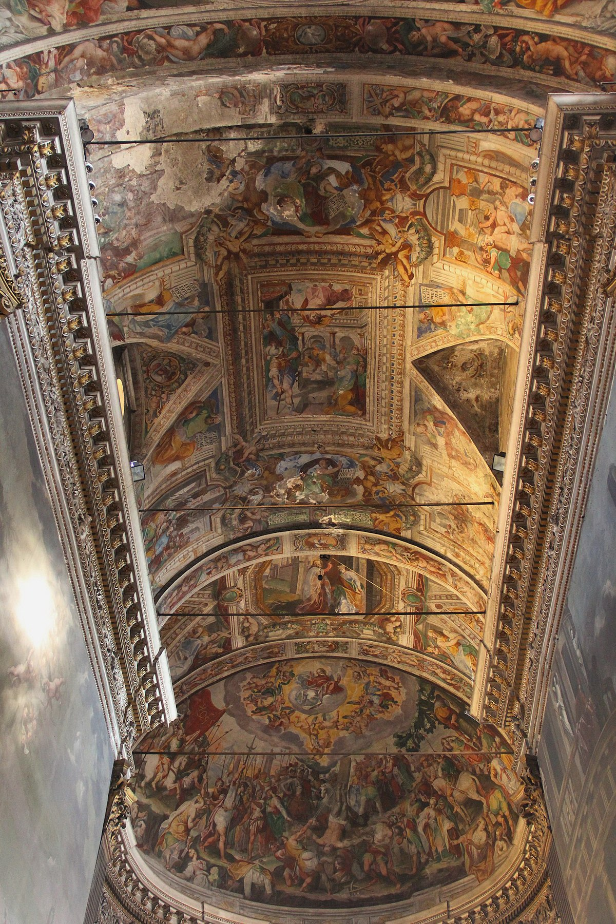 File:Cremona, San Pietro al Po-Vaults 002.JPG - Wikimedia ...