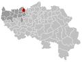 Crisnée Liège Belgium Map.png