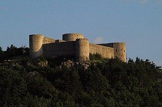 Bernardin Frankopan - Image: Croatia Drivenik castle