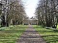 Croesnewydd Hall, Wrecsam - geograph.org.uk - 160928.jpg