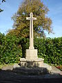 Cross of Sacrifice, Darwen cemetery.JPG
