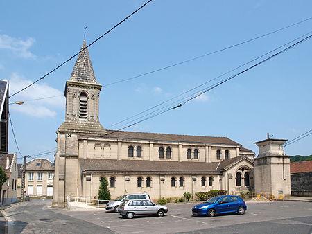 Église Saint-Maurice de Crouy