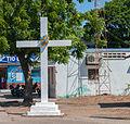 Cruz de Mayo en Vía Juan Griego.JPG