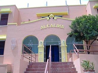 Culebra, Puerto Rico - Culebra's city hall.