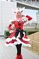 Cure Passion cosplayer at Comiket 2009.jpg
