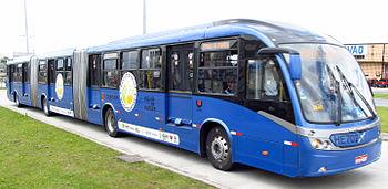 Resultado de imagem para ônibus articulados e biarticulados