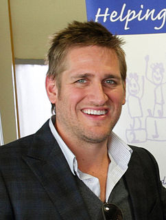 Curtis Stone Australian chef, author and television personality