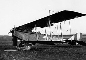 Curtiss JN-6H - Image: Curtiss JN 6H