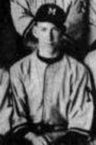 Cy Morgan (1920s pitcher) - Image: Cy Morgan 1916
