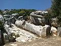Cyclades Naxos Apollonas Kouros - panoramio.jpg