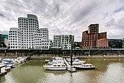 Düsseldorf, Neuer Zollhof -- 2015 -- 8133-7.jpg