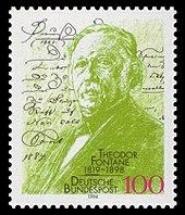Sonderbriefmarke zum 175. Geburtstag (Quelle: Wikimedia)