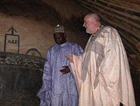 DCM greeting local Imams at the Lamidat of Ngaoundéré.JPG