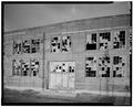 DETAIL OF WEST SIDE - Wendover Air Force Base, Building 104, Wendover Air Force Base, Wendover, Tooele County, UT HABS UTAH,23-WEND,1A-6.tif