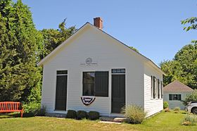 DISTRICT SCHOOLHOUSE NO. 2 CHARLESTOWN, WASHINGTON COUNTY, RI.jpg