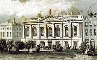 "Royal College of Surgeons in Ireland - ""The College of Surgeons, Dublin"". 1837."