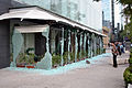 Daños Paseo de la Reforma 1 de diciembre de 2012 2.JPG