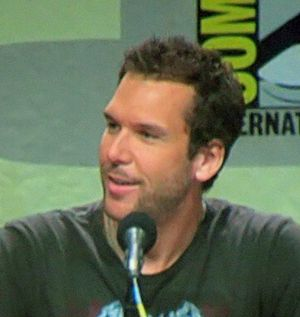 Dane Cook - Cook at Comic Con 2007 promoting Good Luck Chuck