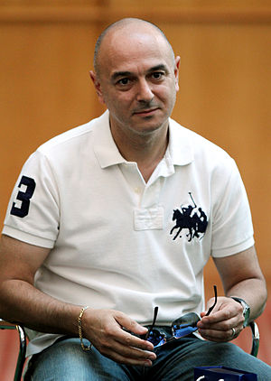 Daniel Levy (businessman) - Levy during a visit to Qatar's Aspire Academy