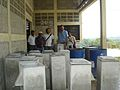 Daniel Oerther visiting a drinking water filter construction site in rural Guatemala.jpg