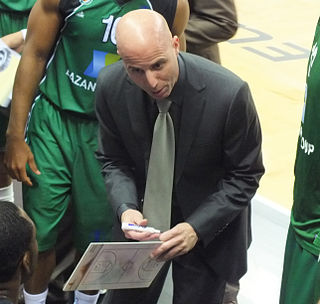Israeli basketball coach