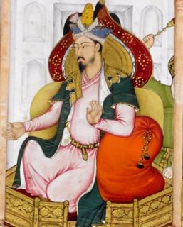 Humayun Badshah of the Mughal Empire