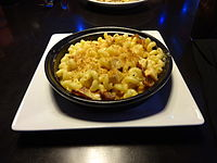 Dave & Buster's Marietta mac and cheese.JPG
