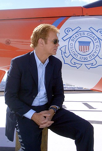 David Caruso - David Caruso as Horatio Caine, November 2004
