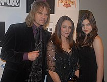 David Eisley, Olivia Hussey, India Eisley at Cinema City Film Festival day 2 1.jpg