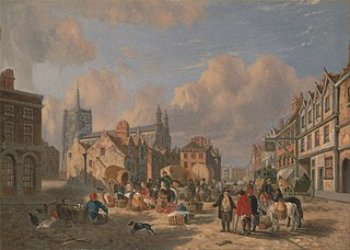 The Haymarket, Norwich