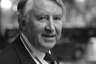 Leader of the Liberal Democrats - Image: David Steel, October 2007
